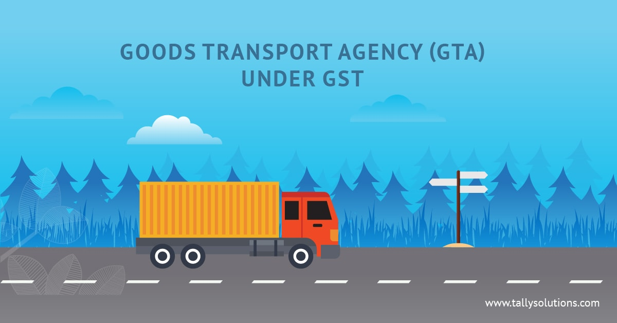 There Cannot be Two GTAs in the Single Transportation of the Goods: MH AAAR